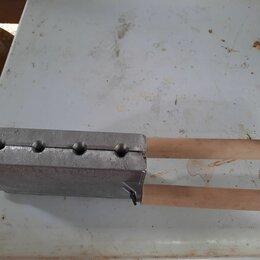 Грузила, крючки, джиг-головки - Форма для литья грузил - макушатник, 0