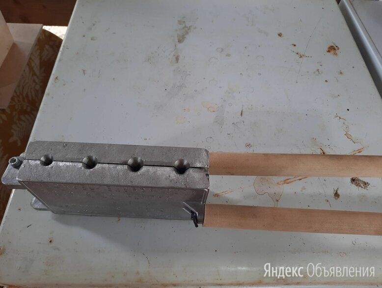 Форма для литья грузил - макушатник по цене 6000₽ - Грузила, крючки, джиг-головки, фото 0