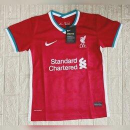 Спортивные костюмы и форма - Детская футбольная форма Ливерпуль NIKE, 0