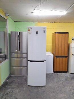 Холодильники - Холодильник LG total no frost белый с дисплеем, 0
