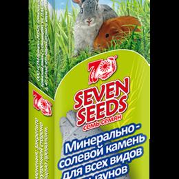 Игрушки и декор  - SEVEN SEEDS Минерально-солевой камень для грызунов SS0036 , 0