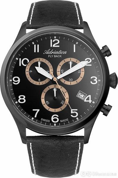 Наручные часы Adriatica A8267.B224CH по цене 21900₽ - Наручные часы, фото 0