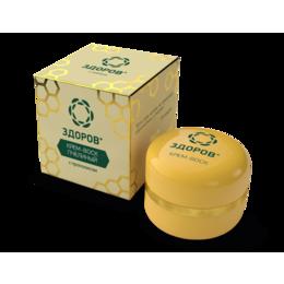 Масла и воск - Крем-воск пчелиный ЗДОРОВ с прополисом, 0
