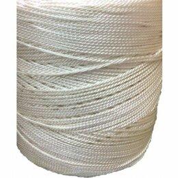 Веревки и шнуры - Веревка полиамидная крученая  8мм Атекс, 0