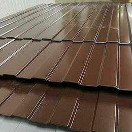 Металлопрокат - Профнастил С-8 1,2х3 шоколад, 0