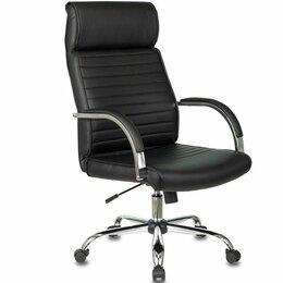 Компьютерные кресла - Кресло руководителя Бюрократ T-8010N, 0