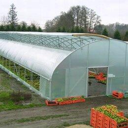 Теплицы и каркасы - Промышленные теплицы (блочные, туннельные, фермерские), 0