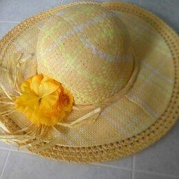 Головные уборы - Шляпа женская лето , 0