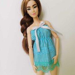 Аксессуары для кукол - Сарафан для Барби, 0