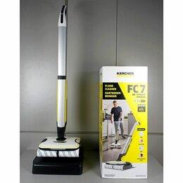 Электровеники и электрошвабры - Электрошвабра Karcher FC 7 Cordless Premium, 0