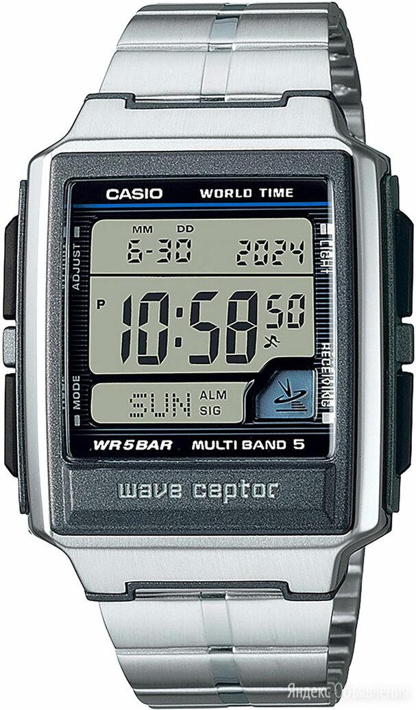 Наручные часы Casio WV-59RD-1AEF по цене 6740₽ - Наручные часы, фото 0