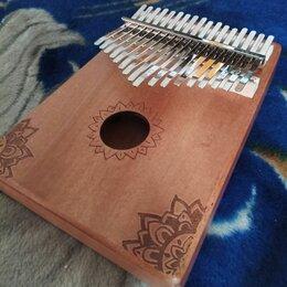 Щипковые инструменты - Калимба 17 клавиш, 0