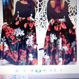 Платья - Платье вечернее. Новое. Размер 42 и 46 RU Производство: Турция, 0