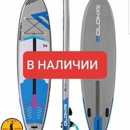 Виндсерфинг - Сап доски SUP Board Molokai 11.2*32 MSL 3kсarbоn, 0