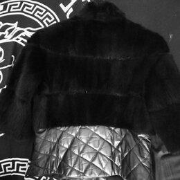 Шубы - Шуба куртка норка, 0