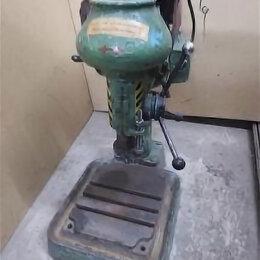 Сверлильные станки - Станок сверлильный размер стола 250 х 250 мм; шпиндель В16, 0