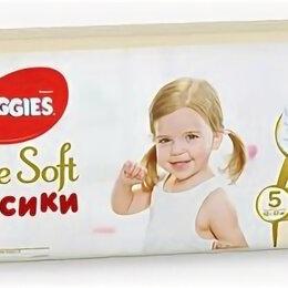 Подгузники - Huggies Elite Soft Трусики-Подгузники 5 {38шт} 12-17кг, 0