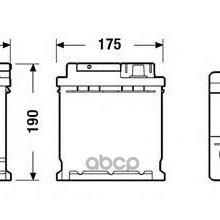 Аккумуляторы и комплектующие - Аккумуляторная Батарея 80ah Deta Start-Stop Agm 12 V 80 Ah 800 A Etn 0(R+) B1..., 0