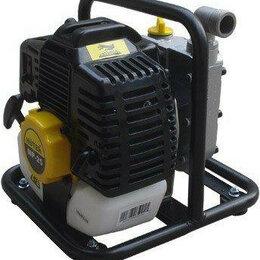Мотопомпы - Мотопомпа бензиновая HUTER MP- 25 для слабозагрязненной воды [70/11/1], 0
