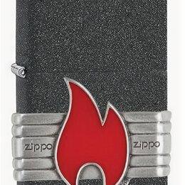 Пепельницы и зажигалки - Зажигалка Zippo 29663 Red Vintage Wrap, 0