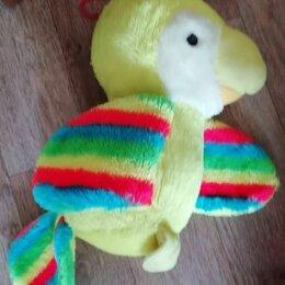 Мягкие игрушки - Попугай - мягкая игрушка, ностальгия по 80-ым!!!, 0