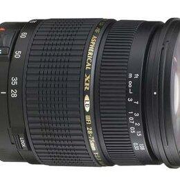 Объективы - Объектив Canon EF Tamron SP AF 28-75mm f/2.8 XR Di LD Aspherical (IF) (A09E) , 0
