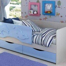 Кроватки - Детская кровать дельфин 1.8, 0