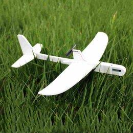 Машинки и техника - Летающий самолет 28см Electric Free Flight USB, 0