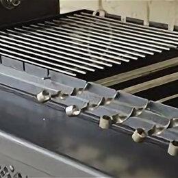 Решетки - Решетка для жарки стейков для мангала УММ, 0
