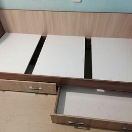 Кровати - Кровать сакура 90х200 с ящиками, 0