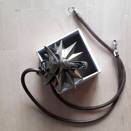 Кулоны и подвески - Медальон ведьмака, 0