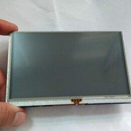 Мониторы - Дисплей сенсорный для raspberry 5 дюймов, 0