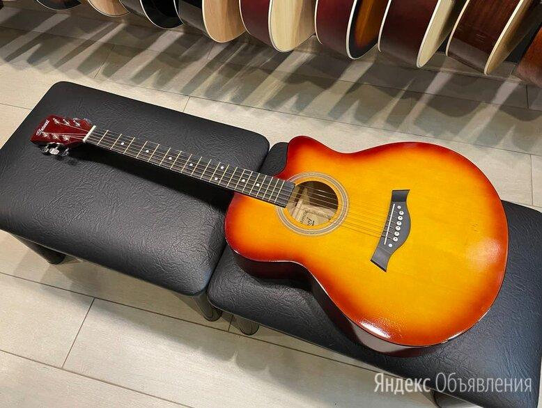 Гитара акустическая по цене 3990₽ - Акустические и классические гитары, фото 0
