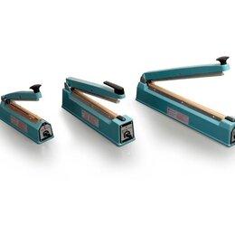 Упаковочное оборудование - Запайщик пакетов для маркетплейсов ручной FS-400 , 40см, 0