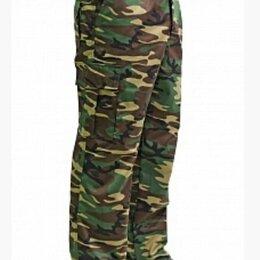 Одежда - Брюки камуфляжные летние, новые, спецодежда. , 0