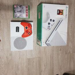 Игровые приставки - Xbox one s , 0