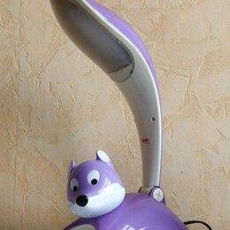 Настольные лампы и светильники - Лампа compak детский светильник лиса, 0