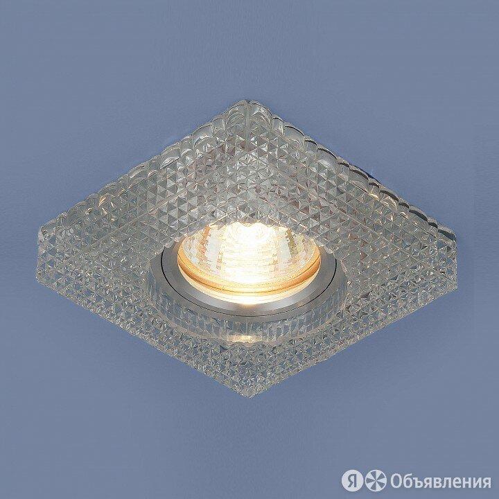 Встраиваемый светильник Elektrostandard 2214 a040430 по цене 1033₽ - Бра и настенные светильники, фото 0