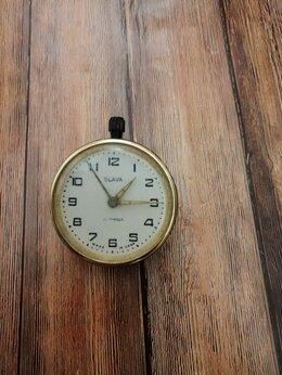 Часы настольные и каминные - Часы - будильник Слава, 11 камней, СССР , 0