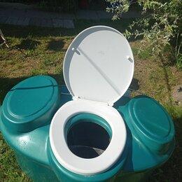 Биотуалеты - Торфяной туалет, 0