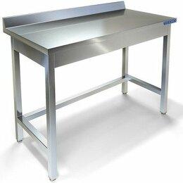 Мебель для учреждений - СТОЛ ПРИСТЕННЫЙ СПП-932/400, 0