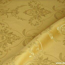 Шторы - Милано (золото) 145х260 см - комплект штор, 0