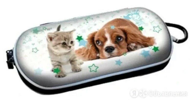 Чехол 3D PSP - щенок и котенок по цене 149₽ - Игры для приставок и ПК, фото 0
