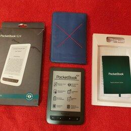 Электронные книги - Электронная книга Pocketbook 624 Wi-fi в идеале 1 хозяин, 0