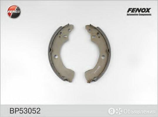 Колодки тормозные барабанные зад прав лев Fenox BP53052 по цене 1019₽ - Тормозная система , фото 0