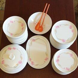 Сервизы и наборы - Набор столовой посуды 73 предмета, 0