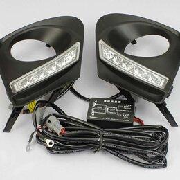 Электрика и свет - Дневные ходовые огни Toyota Corolla E150 2010-2013, 0