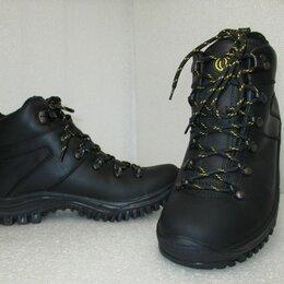 Ботинки - Зимние ботинки из натуральной кожи польские, 0