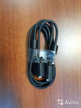 Компьютерные кабели, разъемы, переходники - VGA кабель, 0