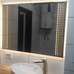 Зеркала - Зеркало с подсветкой , 0